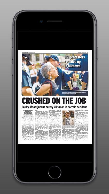 Daily News - Digital Edition screenshot-3