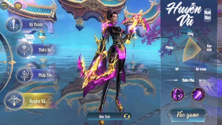 Phong Ma Chiến VTC screenshot-0