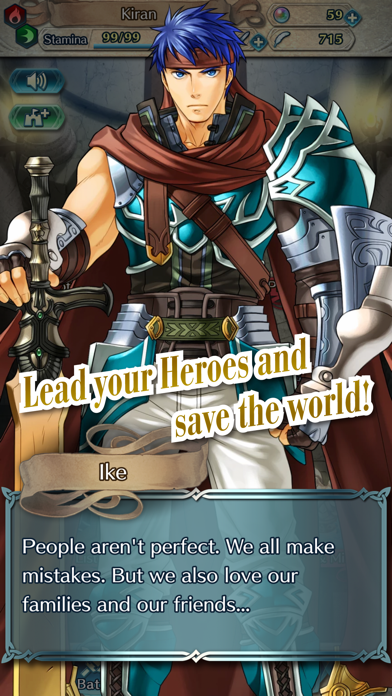 Fire Emblem Heroes Screenshot