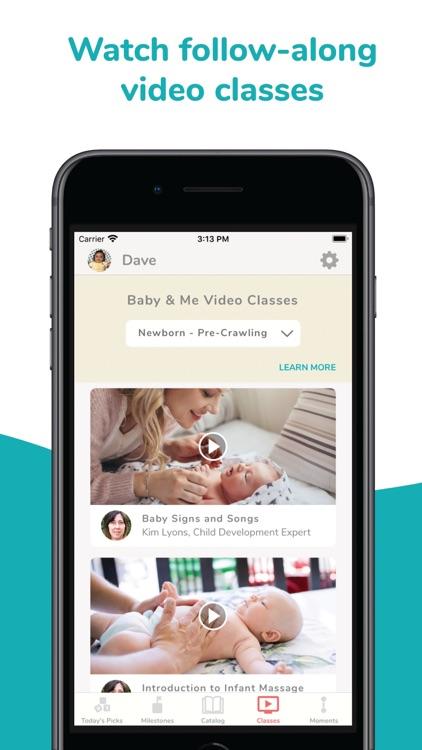 Playfully Baby Development App screenshot-4