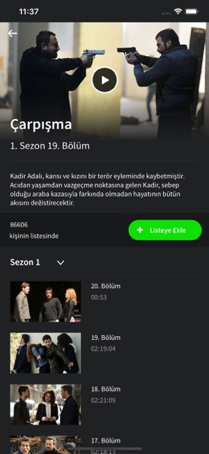 puhutv on the App Store