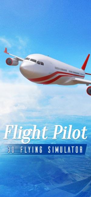 Flight Pilot Simulator 3D! on the App Store