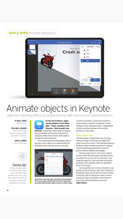 iPad User: the companion iPad magazine for all models screenshot-3