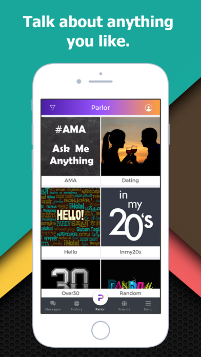 download Parlor: The Social Talking App for PC