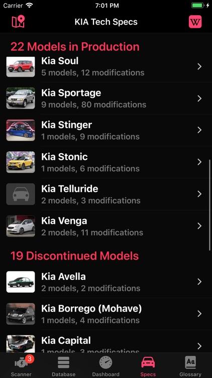 KIA OBD App screenshot-7