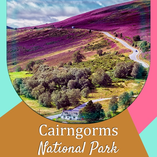 Cairngorms National Park icon