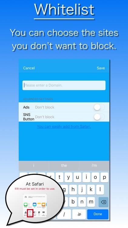AdBuster2 screenshot-4