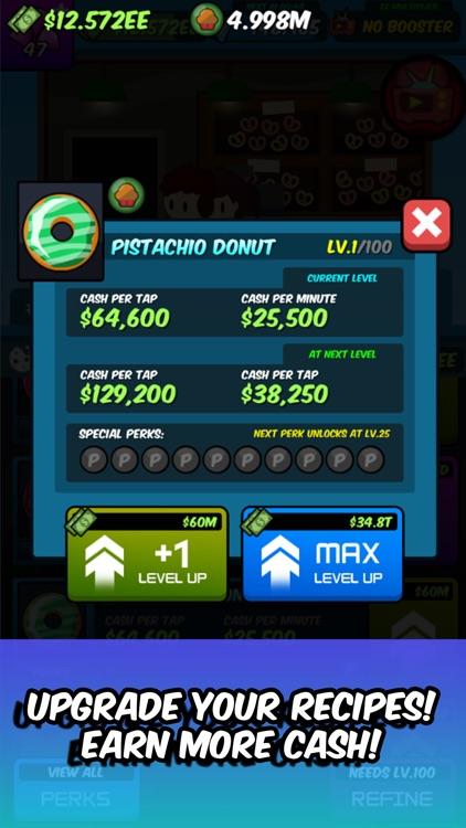 Idle Dream Bakery screenshot-3