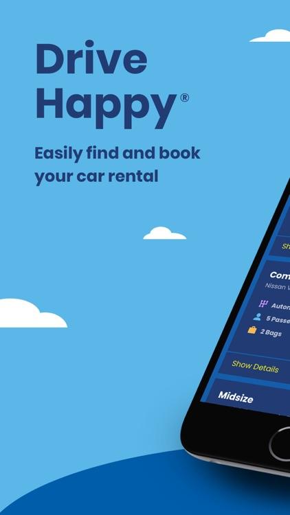 Alamo - Car Rental screenshot-0