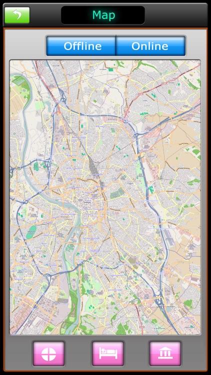 Toulouse Offline Map Guide screenshot-3
