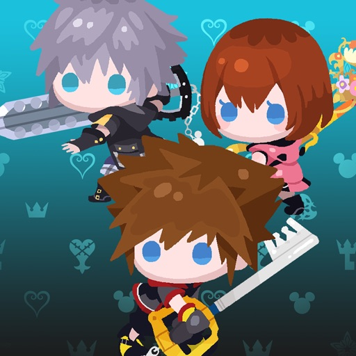 KINGDOM HEARTS Union χ[Cross] icon