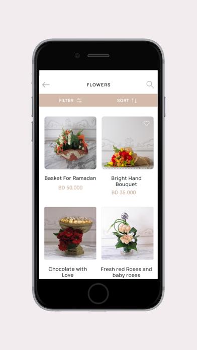 Nawal Flowers screenshot 2