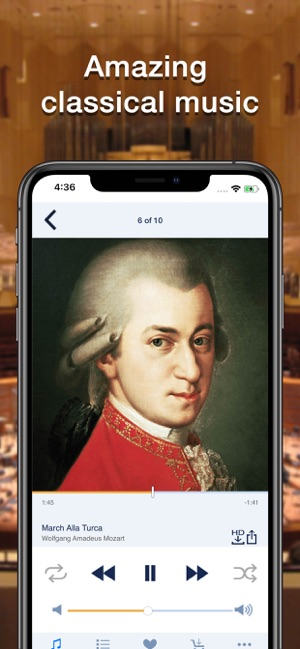 Sonata - Classical Music Radio on the App Store