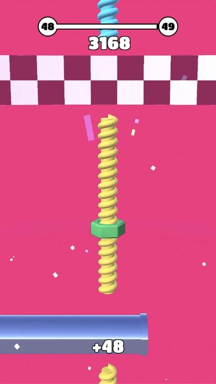 Screw Upwards 3D screenshot-3