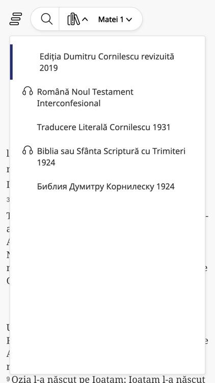 Biblia Română