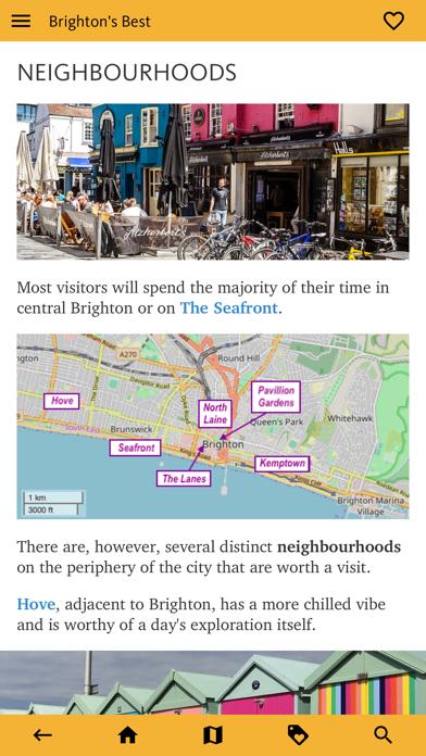 Brighton's Best Travel Guide screenshot 5