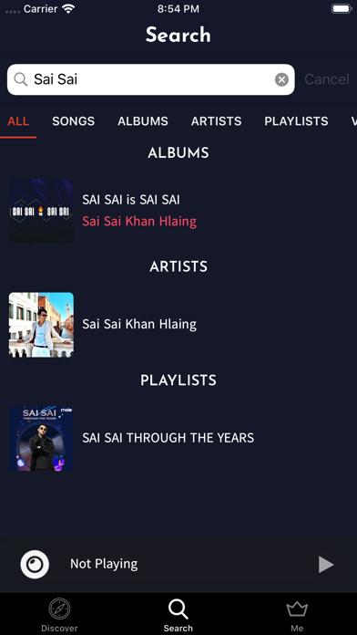 Melo Music screenshot 3