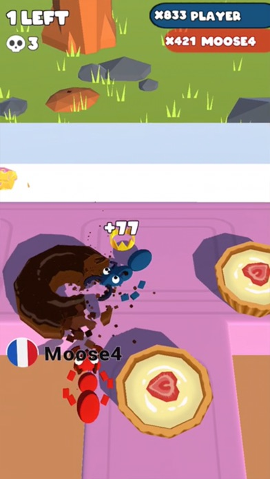 Snack.io screenshot 2