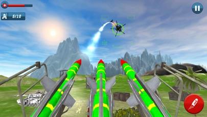 Military Missile Jet Warefare screenshot 9