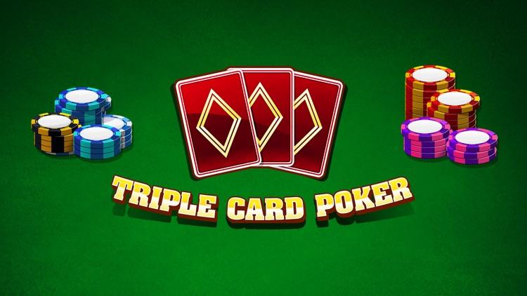 Triple Card Poker Casino screenshot-4