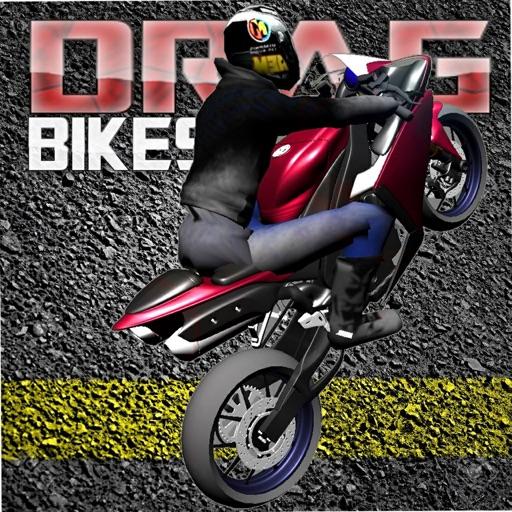 Drag Bikes - Motorbike edition