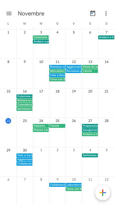 Scarica Google Calendar: organizzati per PC