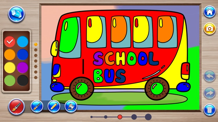 Baby & Kids Coloring Book screenshot-5