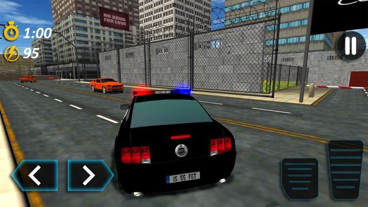 Prison Transporter Police Car screenshot-5
