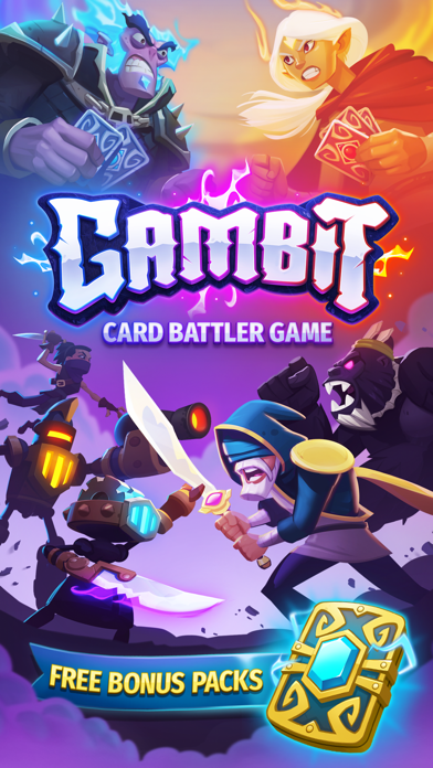 Gambit! screenshot 1