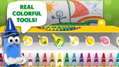 Crayola Create and Play Screenshot