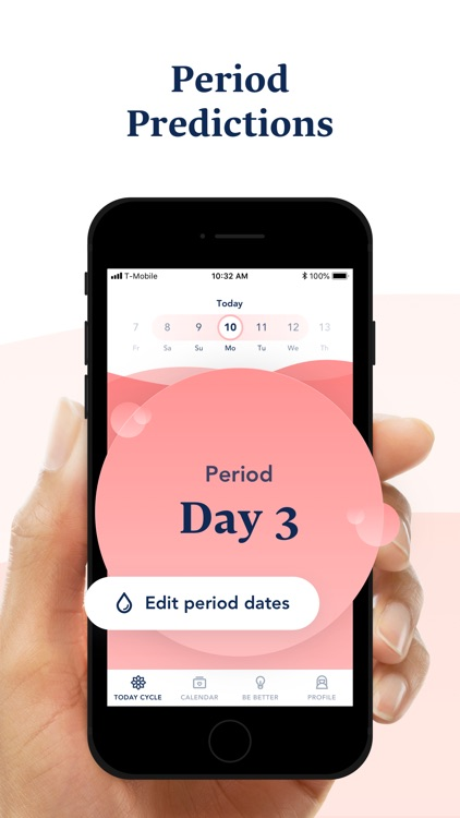 BetterMe: Period Tracker screenshot-0