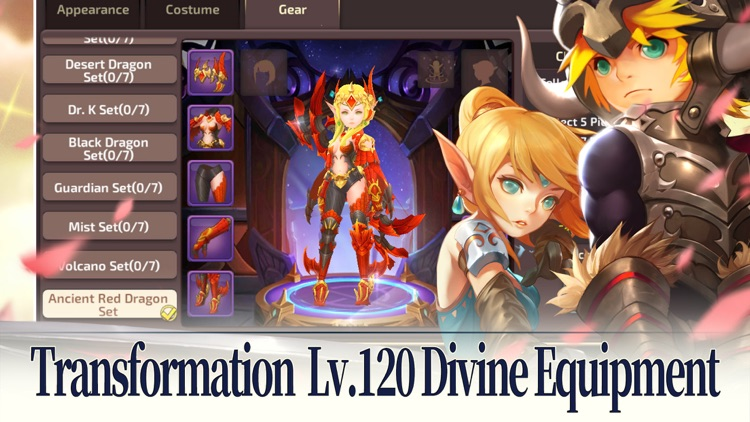 Dragon Nest M screenshot-3