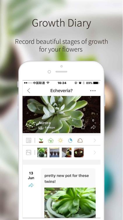 Gfinger -  best garden manager screenshot-4