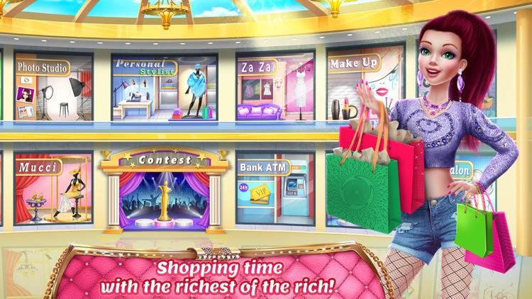 Rich Girl Fashion Mall screenshot-4
