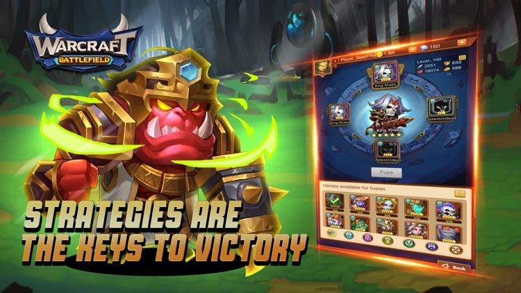 Warcraft Battlefield screenshot-4