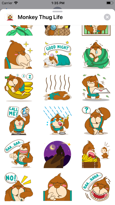 Monkey Thug Life screenshot 3