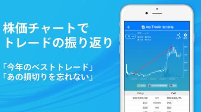 投資管理マイトレード-株式投資を自動で記録分析 ScreenShot2
