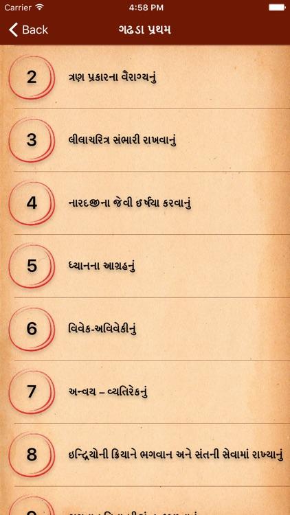 Vachanamrut Gujarati