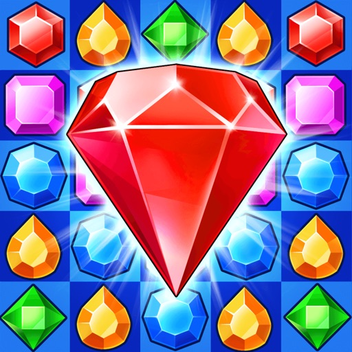 Jewel Legend : Match 3 Games