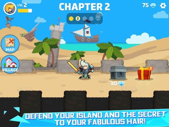Hair Dash-Hero Battle screenshot 7