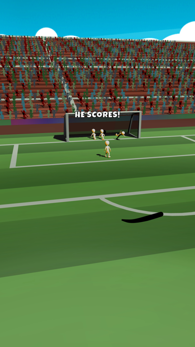 Crazy Kick! screenshot 3