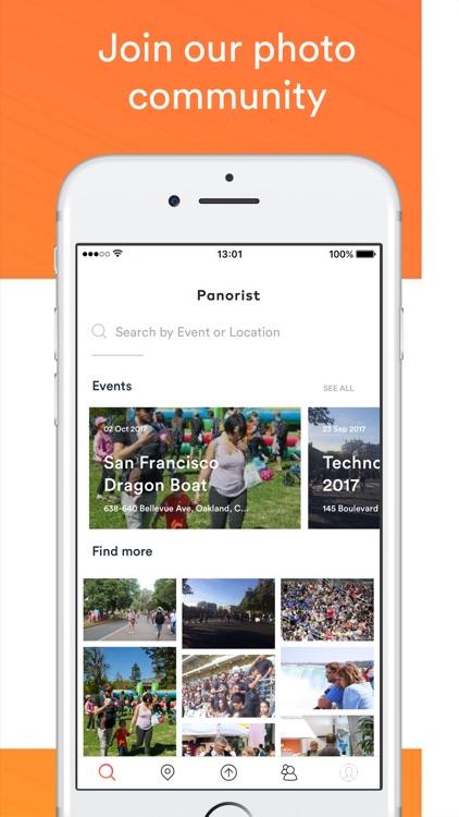 Panorist - Find your photos screenshot-0