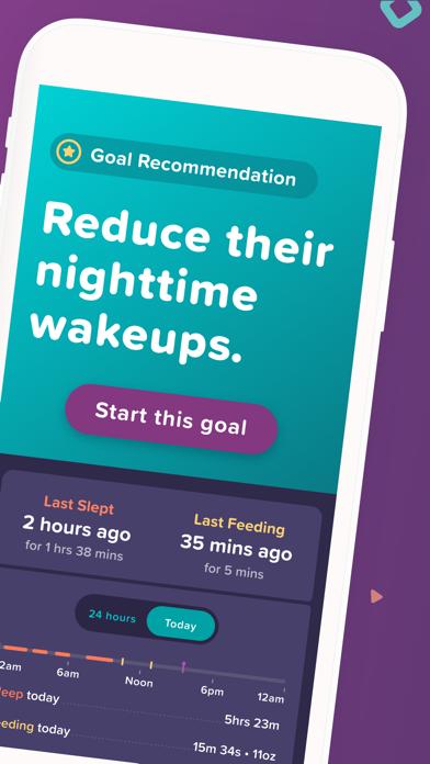 Nod Baby Sleep Coach & Tracker Screenshot