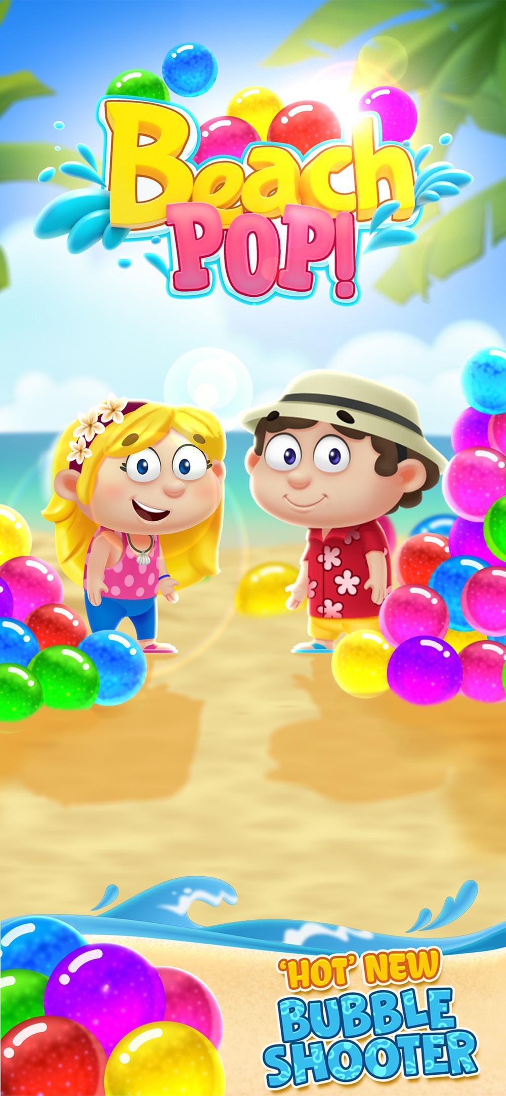 Beach Pop – Beach Games Cheat Codes
