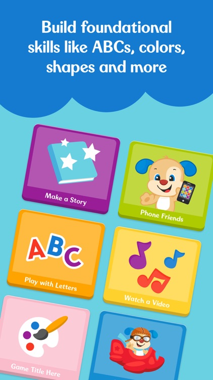 Learn & Play by Fisher-Price