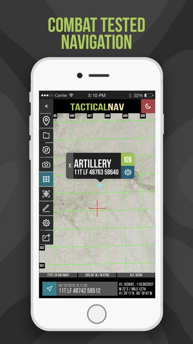 Tactical NAVのおすすめ画像1