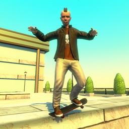 Street Lines: Skateboard