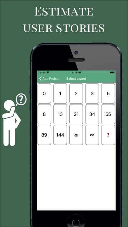 Remote Scrum Poker screenshot-3