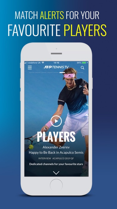Tennis TV - Live Streaming - Revenue & Download estimates - Apple