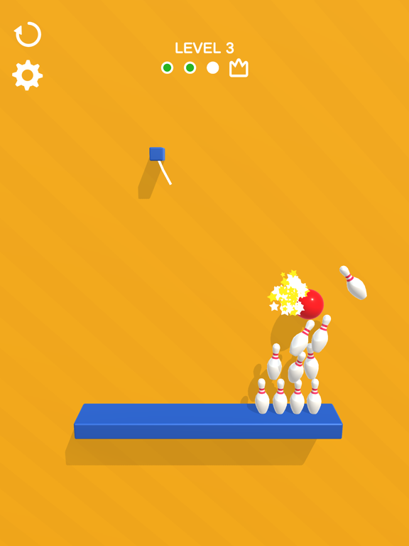 Rope Bowling screenshot 9